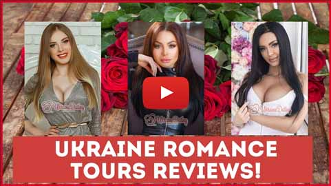 Ukraine Romance Tours Reviews - Meet Beautiful Ukrainian Ladies Now! Join Us!