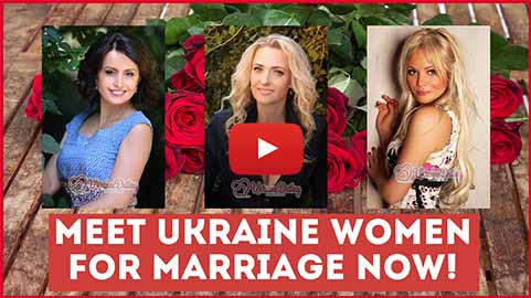 Ukraine Women For Marriage - Ukraine Dating Agency - Join Us!