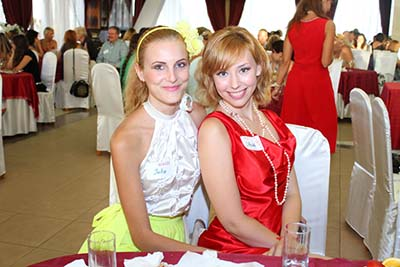 Stunning Ukraine ladies during our romance tours.